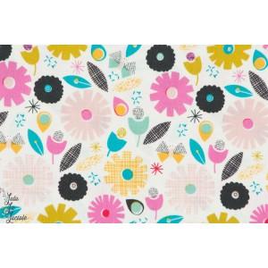 tissu coton Popeline Large Confetti CONF1235 dashwood studio