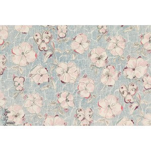 Tissu Liberty of London HEIDI bleu
