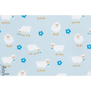 "Jersey ""Sheeps"" moutons Hilco couture enfant"
