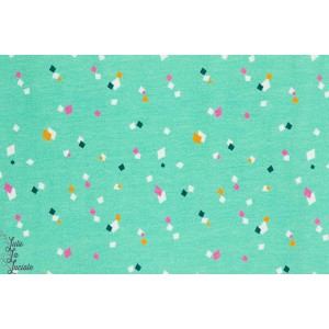 Jersey Dance en Bleu Cotton candy 1162Bj Dashwood Studio