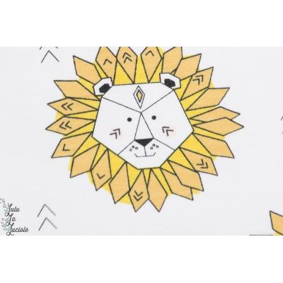 Jersey Bio Lion Gold Elvelyckan Design