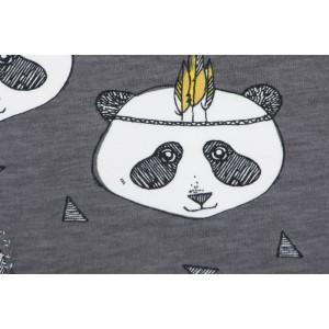 Jersey Bio Panda Gris