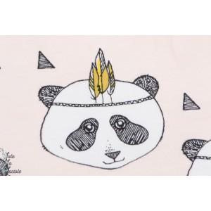 Jersey Bio Panda Rose Elvelyckan Design