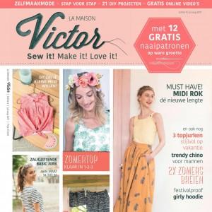 Magazine Maison Victor Edition 4  juillet- Aout 2017