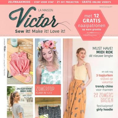 Magazine Maison Victor Edition 4 juillet aout 2017