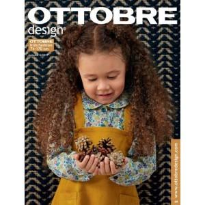 Magazine Ottobre Design Kids 4/2017 patron couture enfant bébé