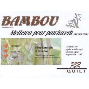 Molleton Bambou 180*250