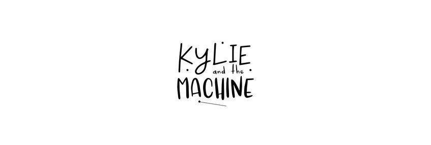 ETIQUETTES KYLIE and The Machine