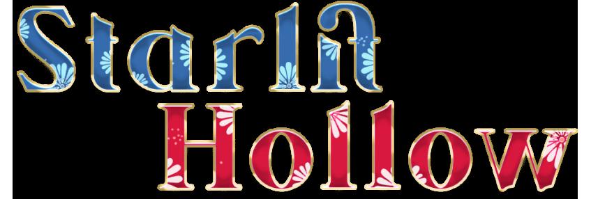 Starlit Hollow – Metallic! by Sian Summerhayes
